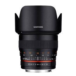 Obiettivo Samyang 50mm f/1.4 AS UMC x Pentax Lens