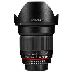 Obiettivo Samyang 16mm f/2.0 ED AS UMC CS x Micro Quattro Terzi