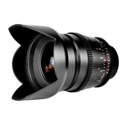 Obiettivo Samyang 24mm T1.5 ED AS IF UMC x Micro Quattro Terzi VDSLR Video