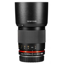 Obiettivo Samyang 300mm f/6.3 ED UMC ES x Canon DSRL