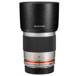 Obiettivo Samyang 300mm f/6.3 ED UMC ES x Fujifilm Fuji X Argento