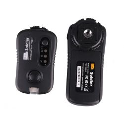 Pixel Soldier TF-371 Wireless Flashgun Trigger Flash per Canon