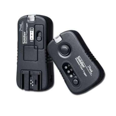 Pixel Soldier TF-373 Wireless Flashgun Trigger Flash per Sony