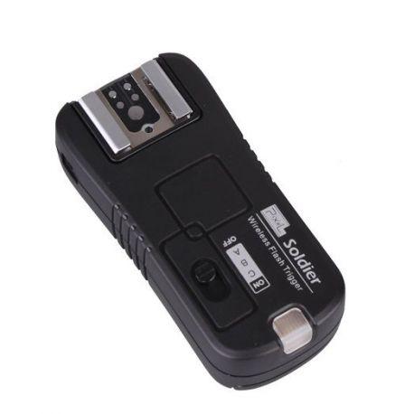 Pixel Soldier TF-371 Wireless Flashgun Trigger Flash SOLO RICEVITORE per Canon