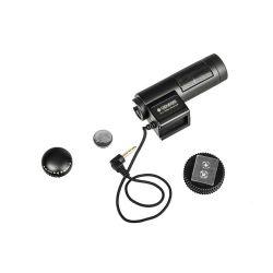 Genesis ST-02 Stereo shotgun microfono x fotocamera videocamera