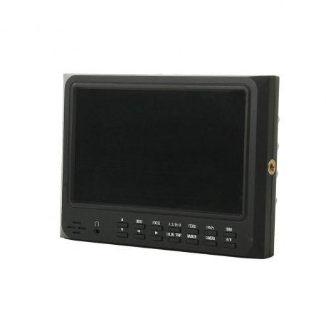 Genesis HD LCD Monitor VM 5 7 1024x600 X Canon 5D Mark II