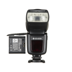 Genesis Stroboss 58N Flash illuminatore x Nikon
