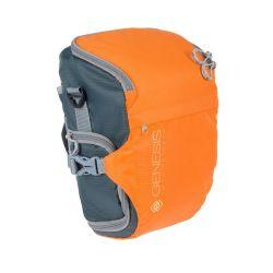 Genesis Rover toploader Borsa Custodia Fondina Bag Arancione