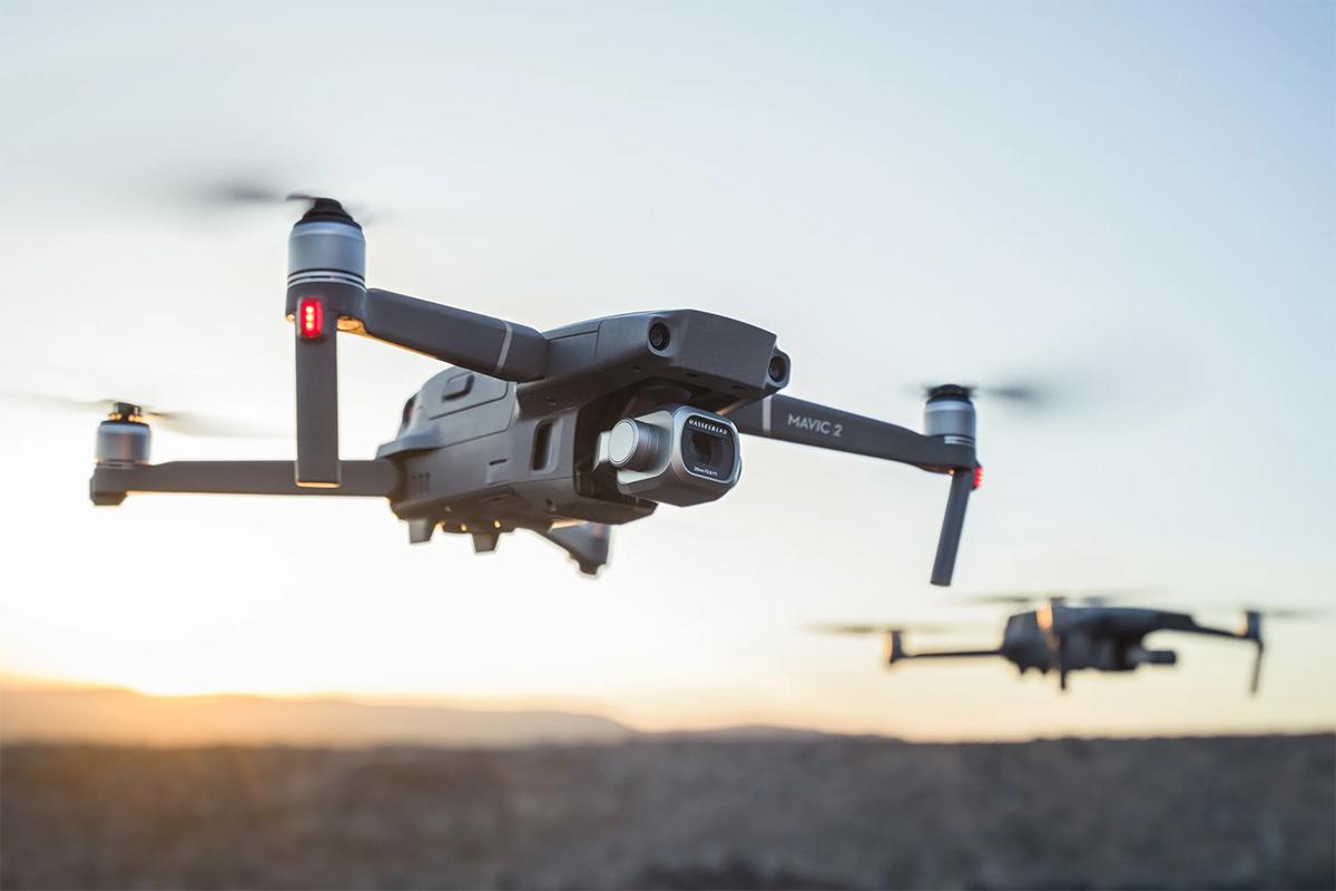 classi di droni