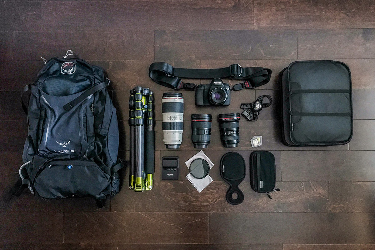idee regalo natale: borsa fotografica