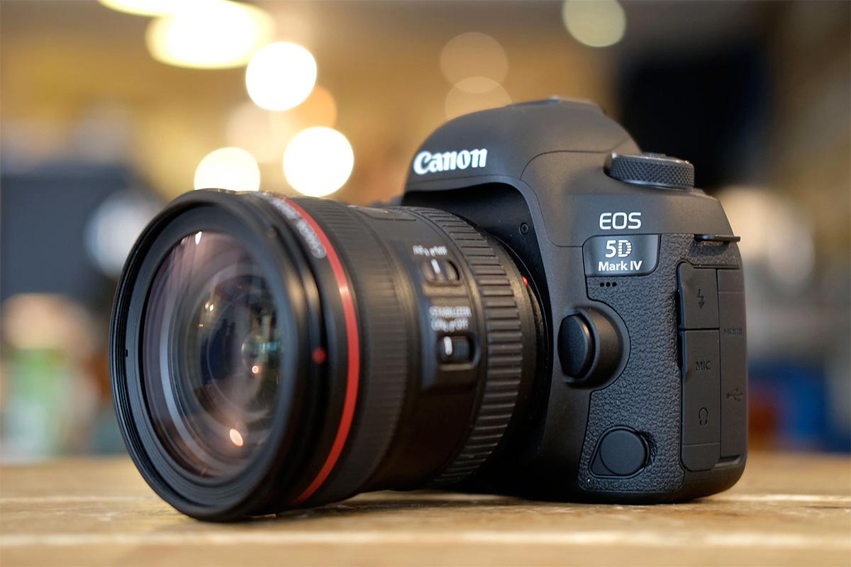 reflex 4k canon