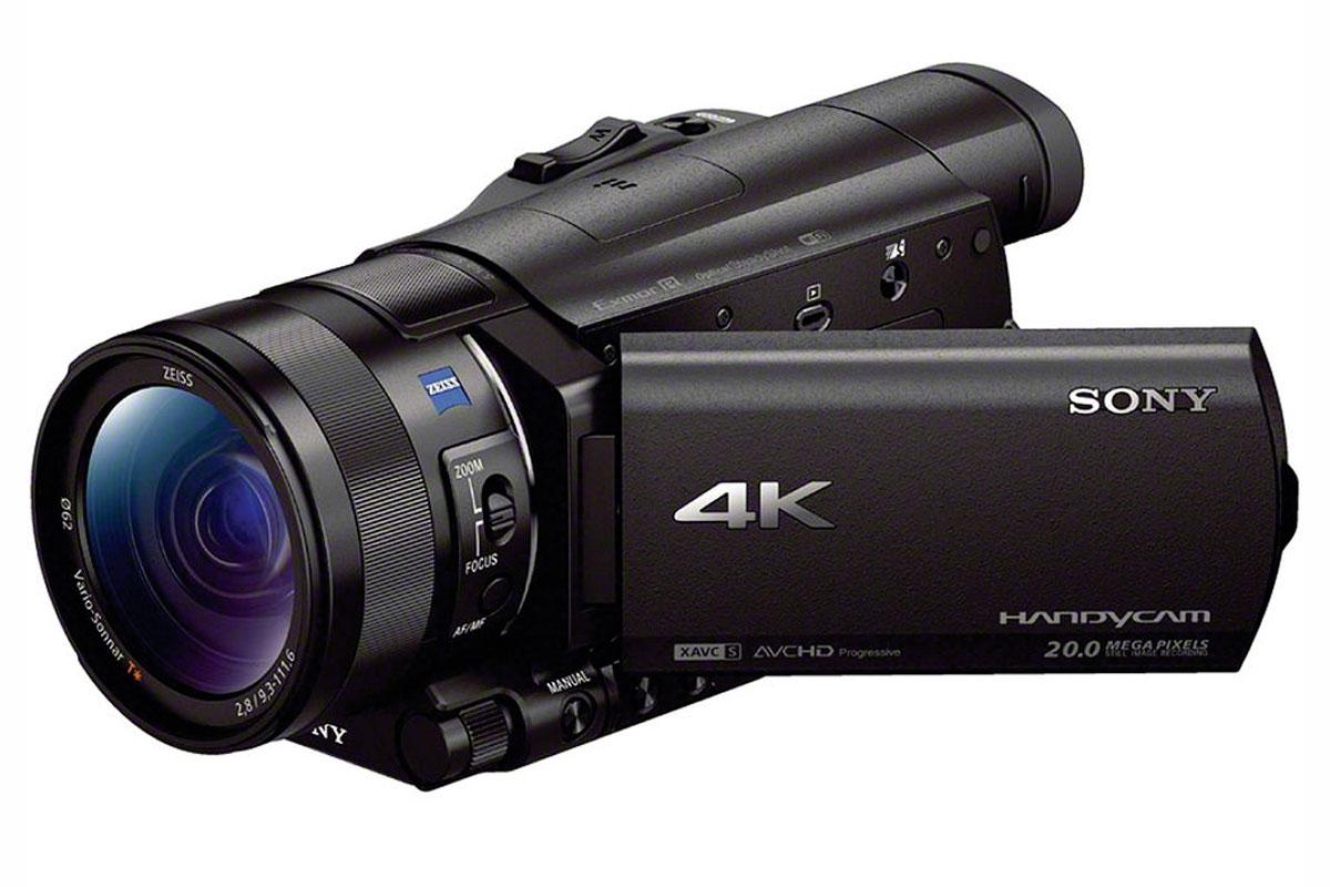 Sony FDR-AX100E HD
