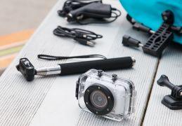 Tre accessori action cam da portare con te in vacanza