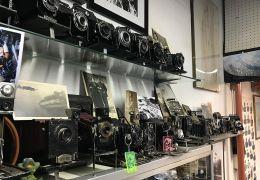 Macchine fotografiche storiche: alle origini della fotografia
