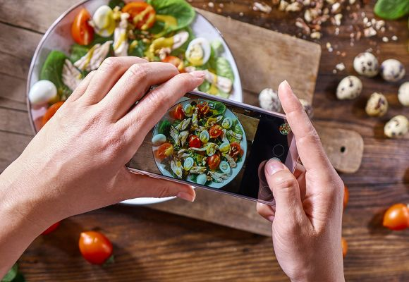 Food photography: come fotografare il cibo?