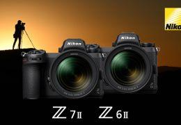 Nuove mirrorless Nikon Z6II e Nikon Z7II manca pochissimo!