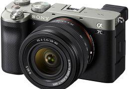 Sony α7C: la mirrorless full-frame più piccola e compatta di sempre è qui!