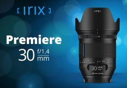 Nuovo Irix 30 mm f/1.4 a breve sul mercato