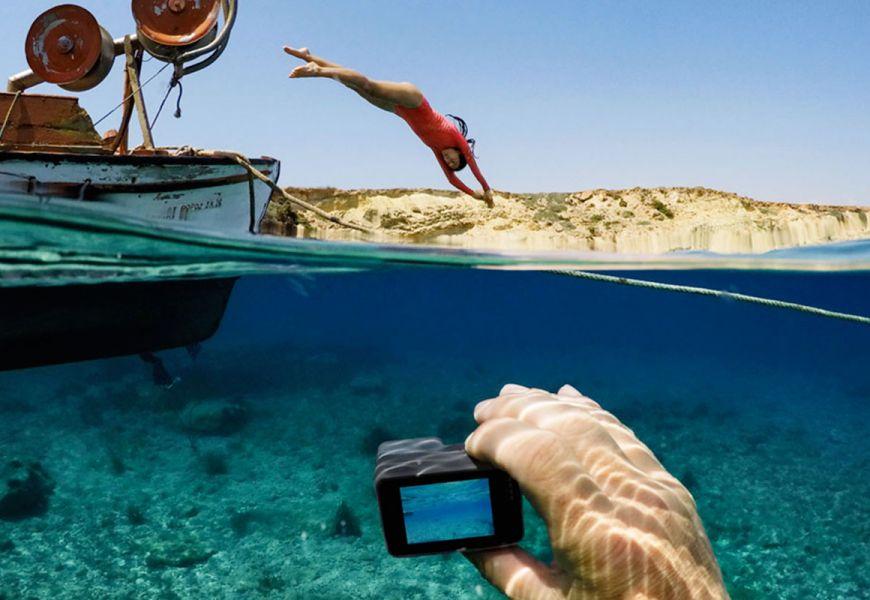 Estate alle porte, ecco le 5 migliori action cam da portare in vacanza